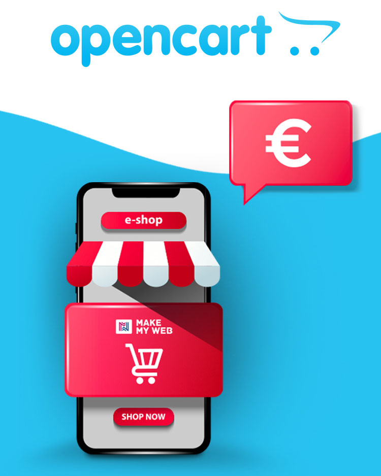 Opencart, κατασκευή Opencart eshop, δημιουργία e-shop opencart, ηλεκτρονικό κατάστημα opencart, κατασκευή e-shop με opencart